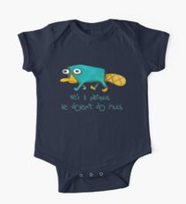 Perry the Platypus v2.0 One Piece - Short Sleeve