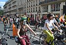 Paris Parade 2011 by Imagery