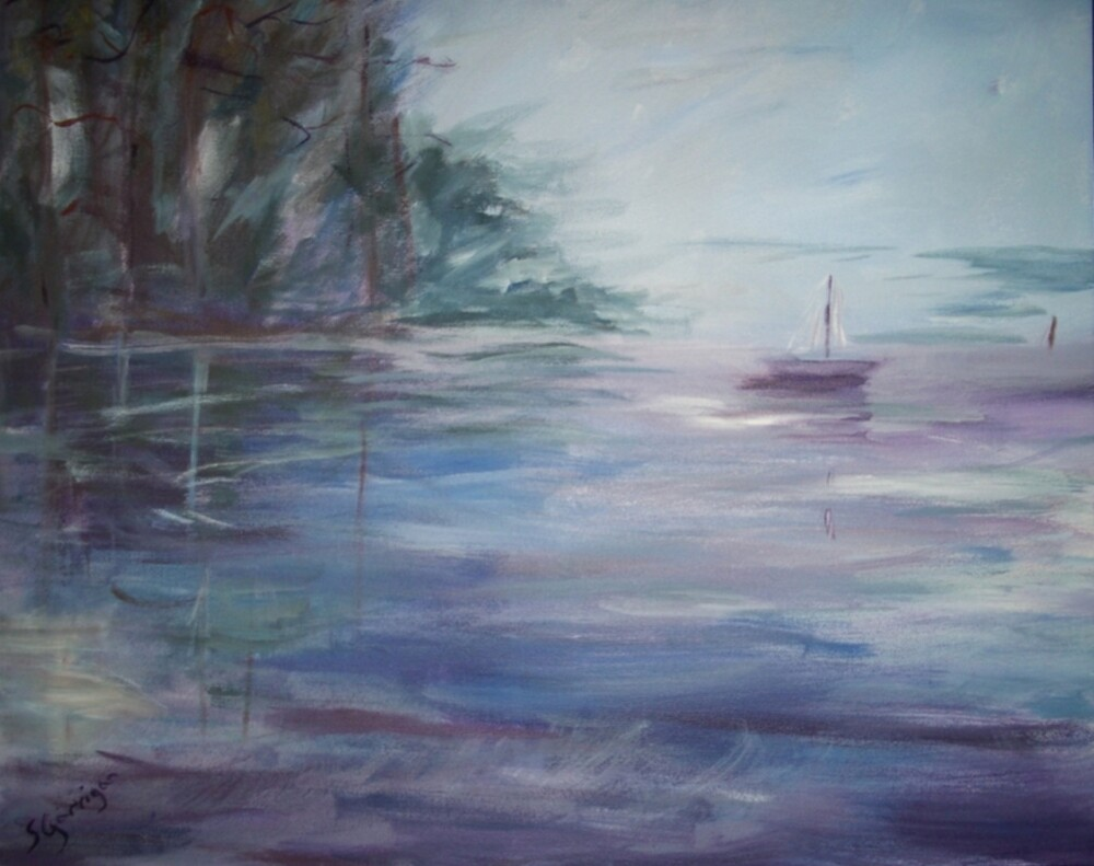 Misty Beginnings by SGarrigan