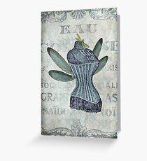 Boudoir Fairy Greeting Card
