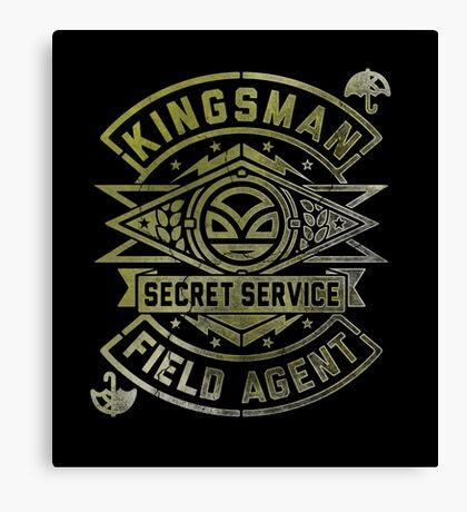 Kingsmen Canvas Print