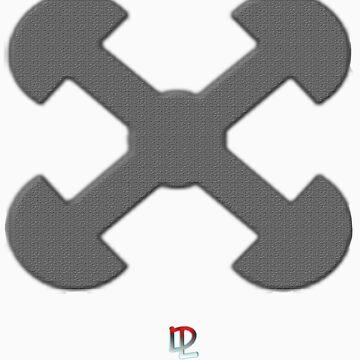 Akoma Ntoaso - Adinkra Symbol by DanielLyons