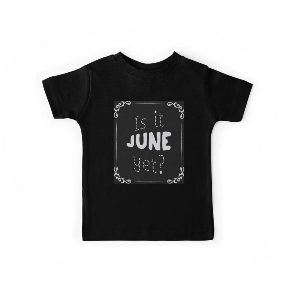 Is It June Yet? by CafePretzel