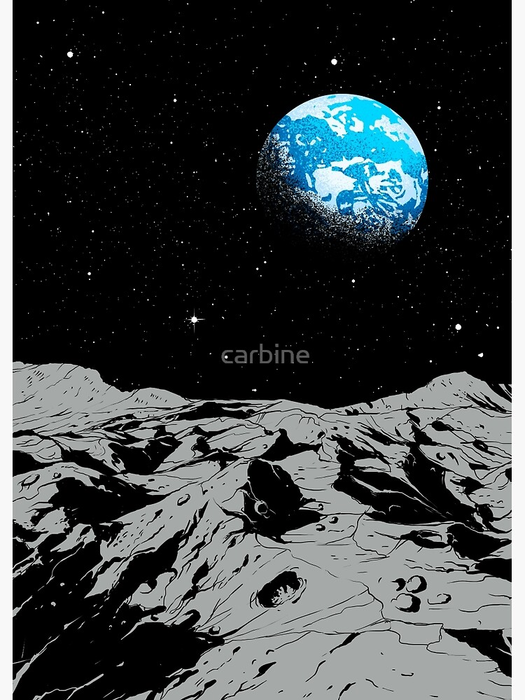 From the Moon by carbine