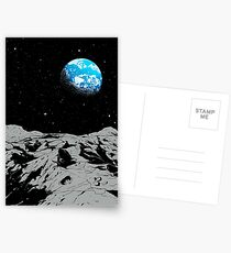 From the Moon Postcards
