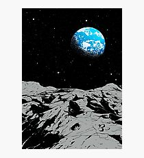From the Moon Photographic Print