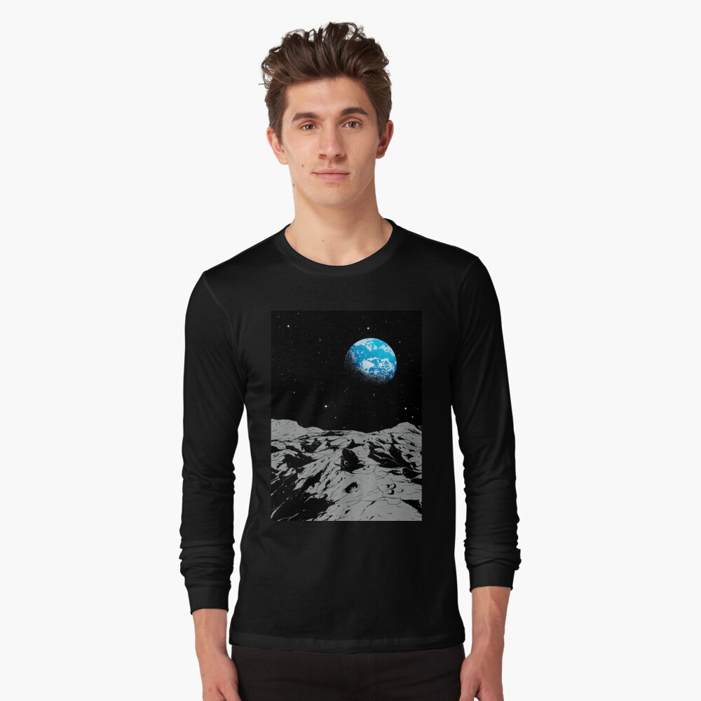 From the Moon Long Sleeve T-Shirt