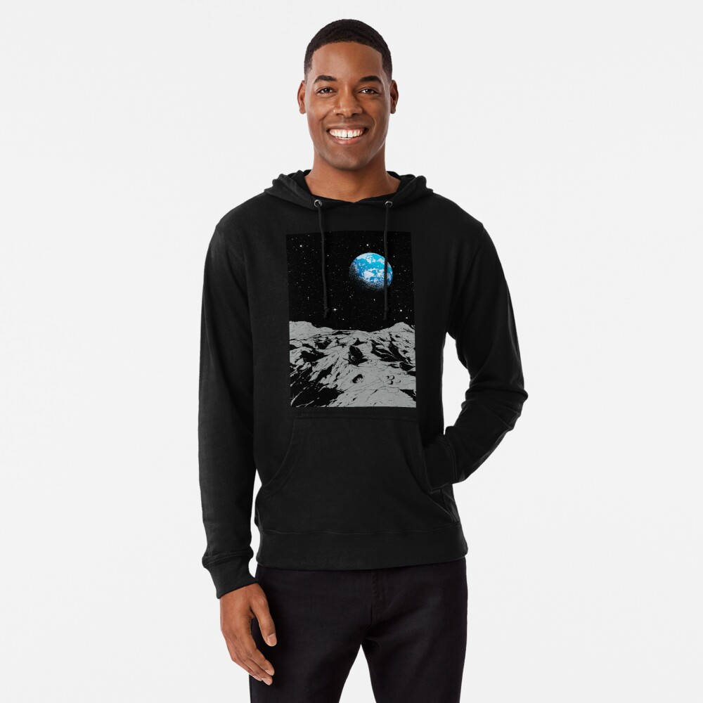 From the Moon Lightweight Hoodie