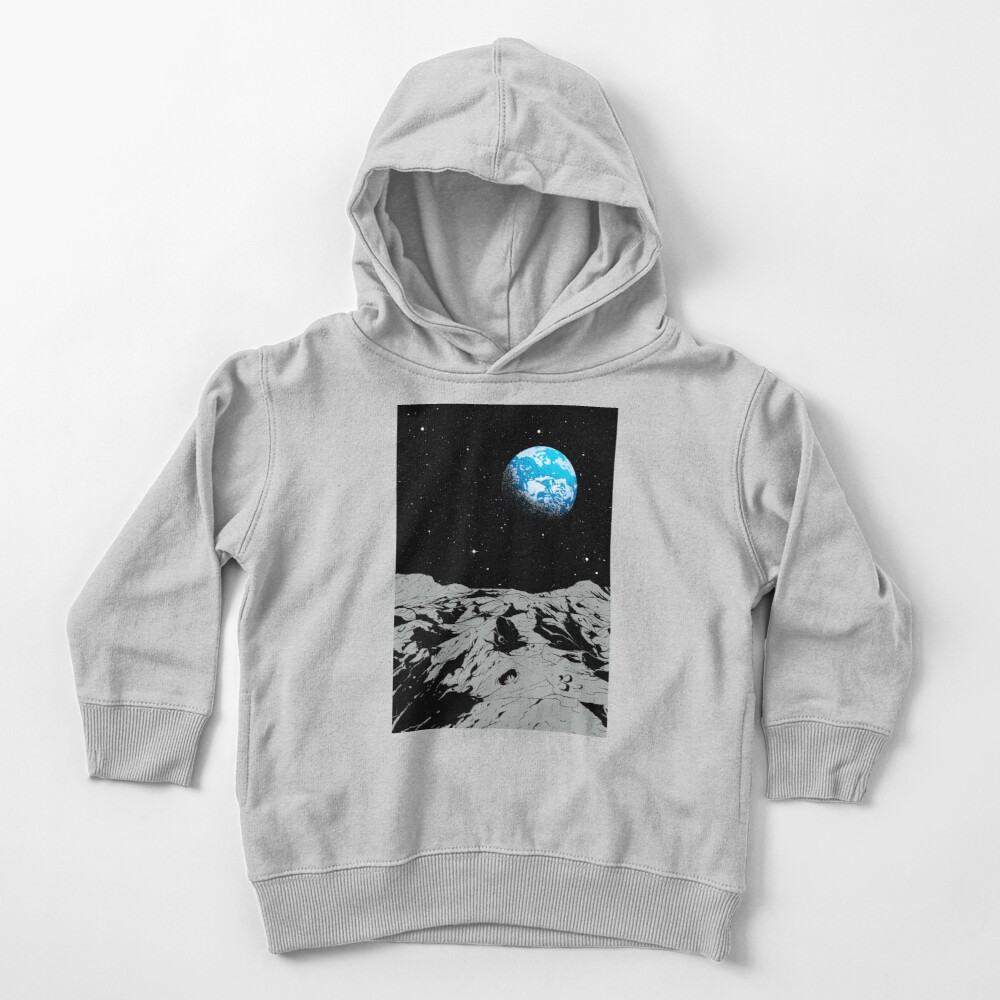 From the Moon Toddler Pullover Hoodie