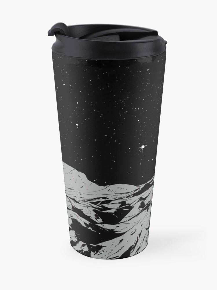 Alternate view of From the Moon Travel Mug