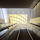 Atlanta Escalator  by DearMsWildOne