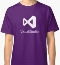 Visual Studio 2012 Logo Classic T-Shirt