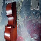 Displaced Cello. 6. by Andy Nawroski