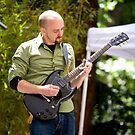 My First Earthquake @ Stern Grove Festival by Amber Gregory