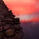 Rocks And Reflections by SunDwn