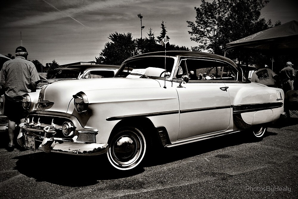 1953 Chevrolet Belair Hardtop by PhotosByHealy