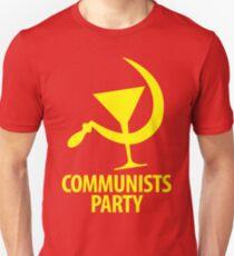 Communists Party T-Shirt