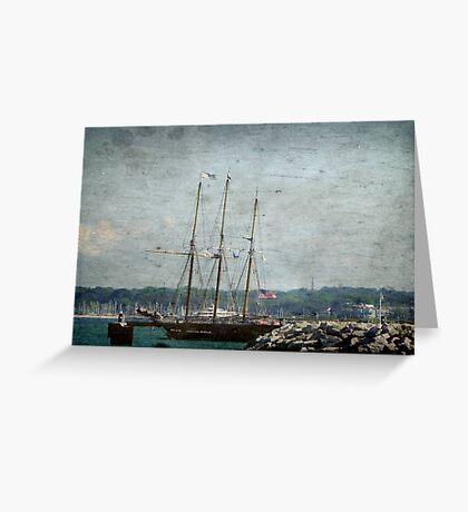 Pirates Ship © Greeting Card