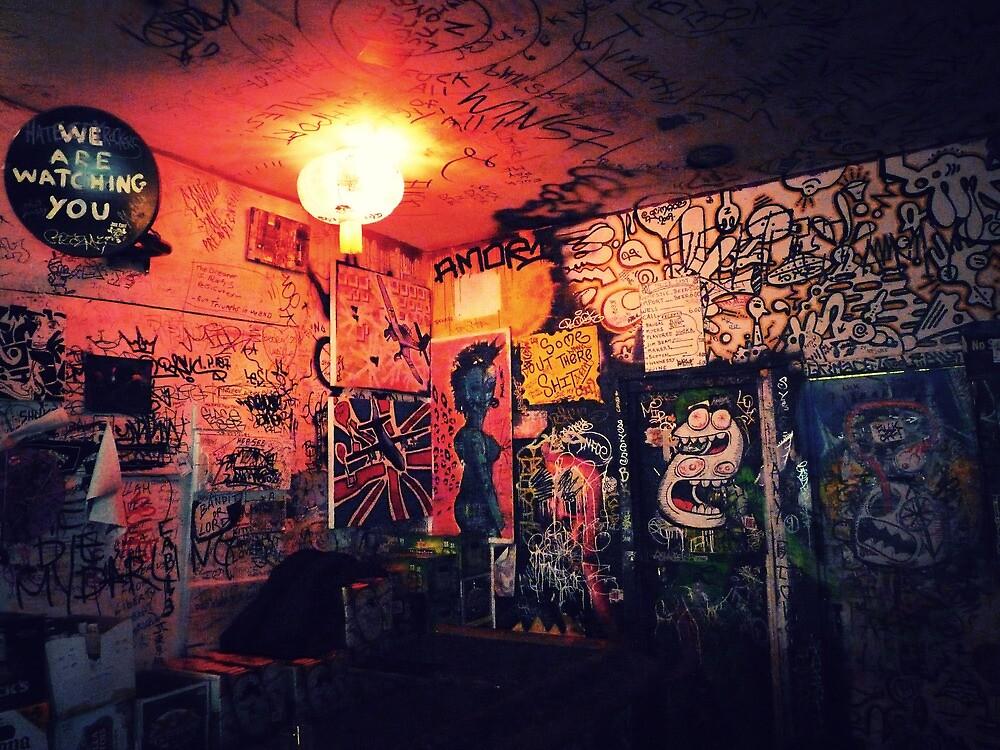 Mars Bar - New York City by Vivienne Gucwa