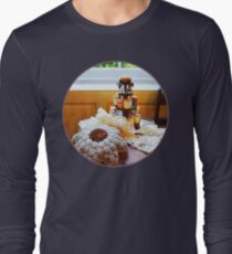 Thread Carousel and Lace T-Shirt