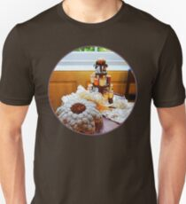 Thread Carousel and Lace Unisex T-Shirt