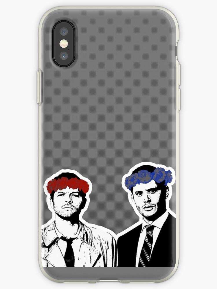 Dean & Castiel  by supersam18