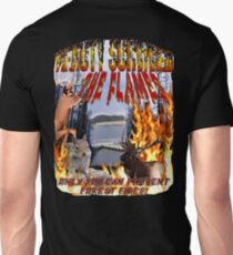 Beauty Survives the Flames  Unisex T-Shirt