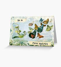 Spirit Fairy Greeting Card