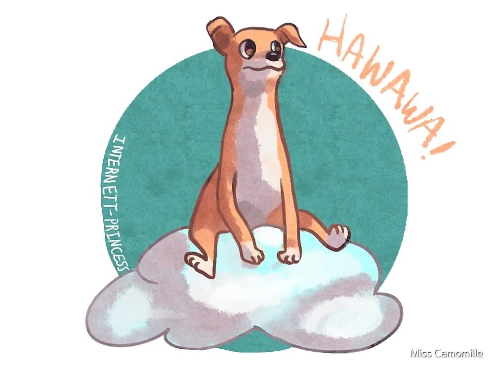 Dog of wisdom by Internerd