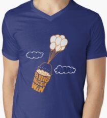 Big Bucket of Win Men's V-Neck T-Shirt