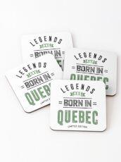 Quebec City Coasters
