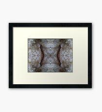 My Cave art Framed Print