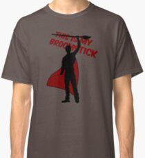 This is my broomstick Classic T-Shirt