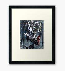 'Born to Love' Framed Print