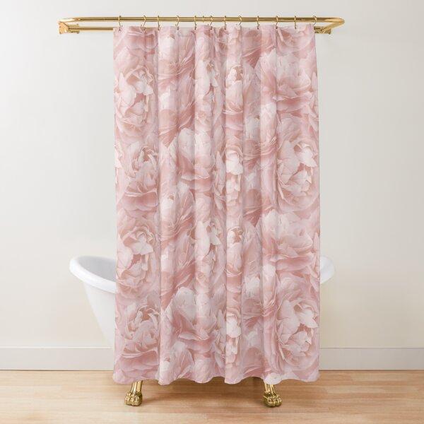 Spearwort pattern Shower Curtain