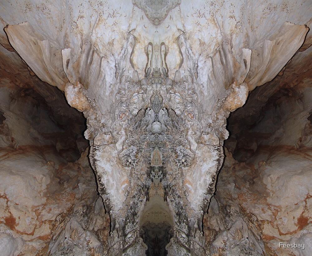 My Cave art 19,,  Alian Transformer by Feesbay