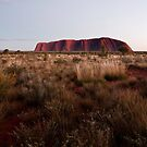 Uluru Dawns by Lisa Kenny