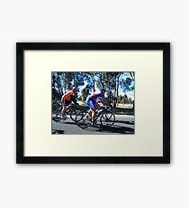 Scotty's Race 2011 Framed Print