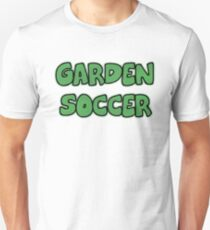 Garden Soccer Unisex T-Shirt