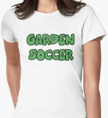 Garden Soccer Women's Fitted T-Shirt