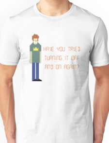 The IT Crowd – Have You Tried…? Unisex T-Shirt