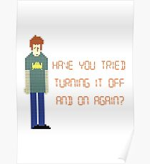 The IT Crowd – Have You Tried…? Poster