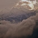 Moody Clouds by Dean Bailey