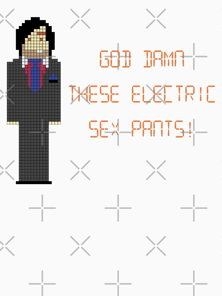 damn these electric sex pants