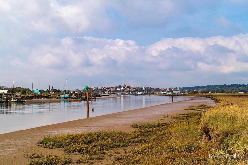 Rye, East Sussex by Kieron Pelling