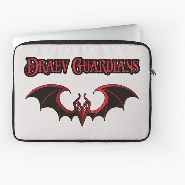 Draev Guardians wing symbol Laptop Sleeve