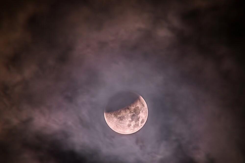 Blood Moon by Caroline Traitler