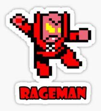 Rageman Sticker