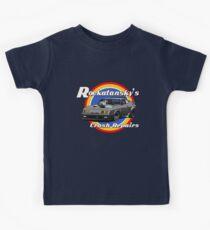 Rockatansky's Crash Repairs Kids Tee