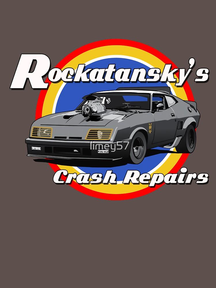 Las colisiones de Rockatansky de limey57